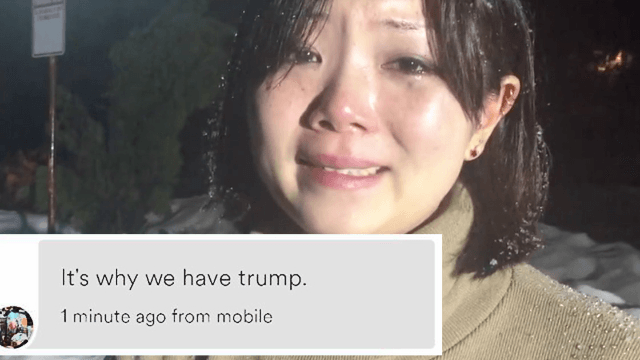 Trump supporter makes Airbnb's decision to ban her extremely simple after racist tirade.