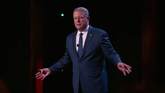 Al Gore is back with 'An Inconvenient Sequel,' and he's madder than ever about climate change.
