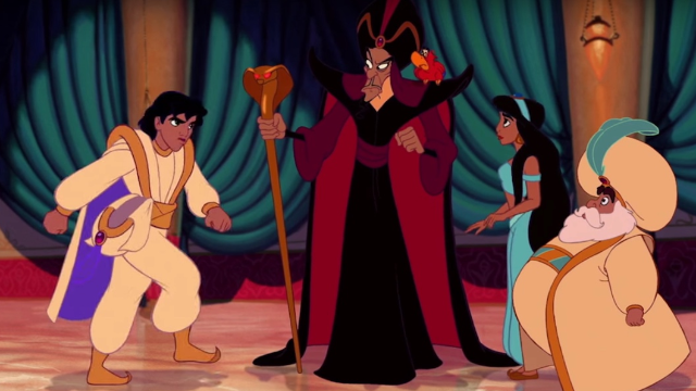 The 'Aladdin' fan theory to end all fan theories: you'll never look at Jafar the same.