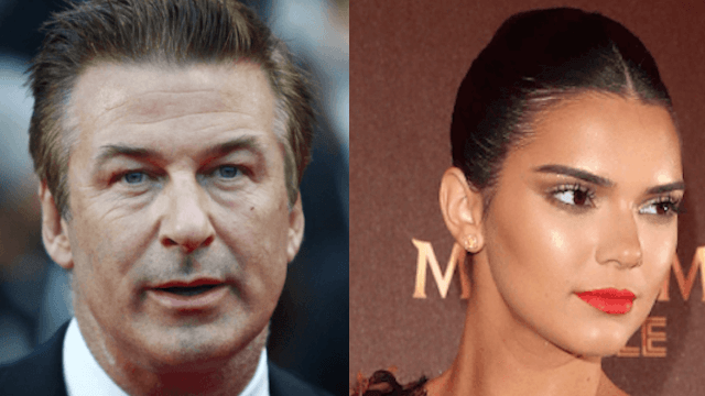 Alec Baldwin is in the hot seat for defending Kendall Jenner over that Pepsi ad.