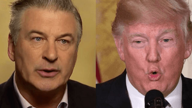Alec Baldwin wants to stop impersonating Donald Trump for an unexpected reason.