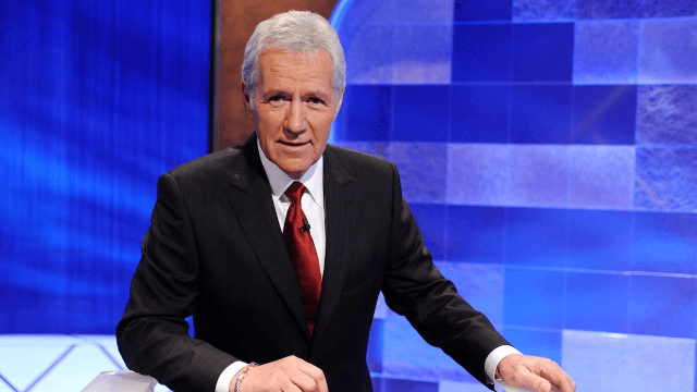 Hip-hop aficionado Alex Trebek rapped a Drake song on 'Jeopardy!'