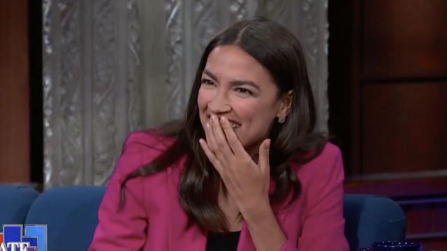 "Cory and Beto spoke Spanish at last night's debate. AOC called it ""humorous."""