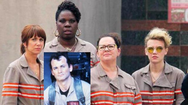 All the whiners complaining about the all-female 'Ghostbusters' are gonna miss a great cameo.