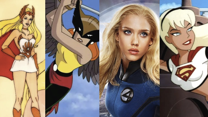 Allow me to explain why these 9 female superheroes are dressed impractically for work.
