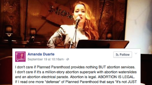This lady's post defending Planned Parenthood went viral, so of course she got death threats.