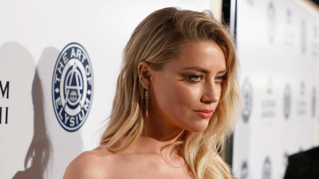 Amber Heard talks about 'coming out' in Hollywood: 'it was not easy.'