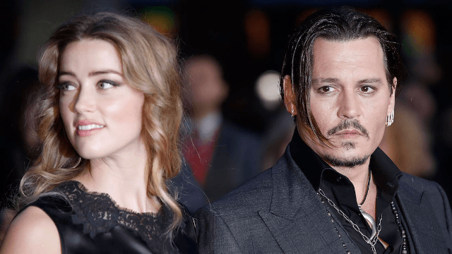 Amber Heard says Johnny Depp's violence is due to doing drugs like a Johnny Depp character.