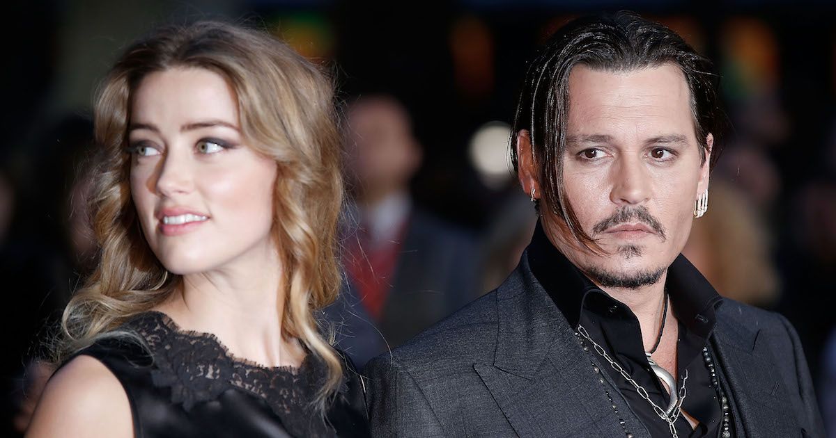 Amber Heard says Johnny Depp's violence is due to doing ... ванесса паради