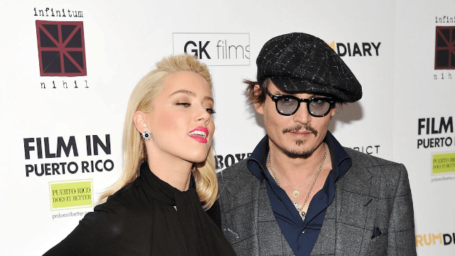 Oops, those Amber Heard texts to Johnny Depp's assistant might not have been real.