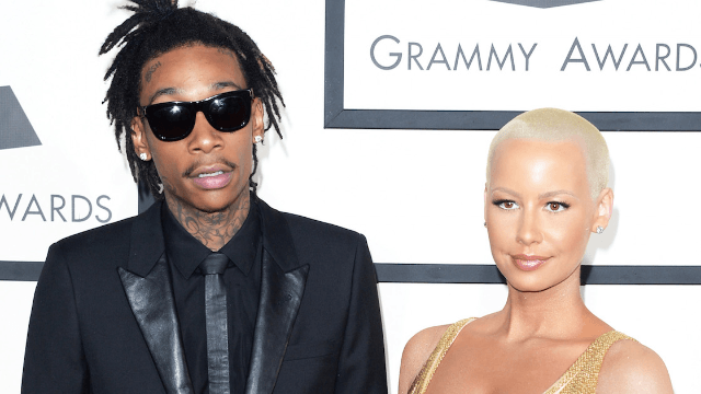 Amber Rose and Wiz Khalifa's divorce involved way more strippers than normal.