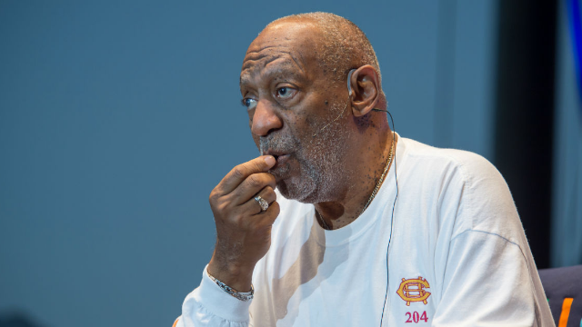 'America's dad' Bill Cosby shared a Father's Day message from behind bars. Worst idea ever.