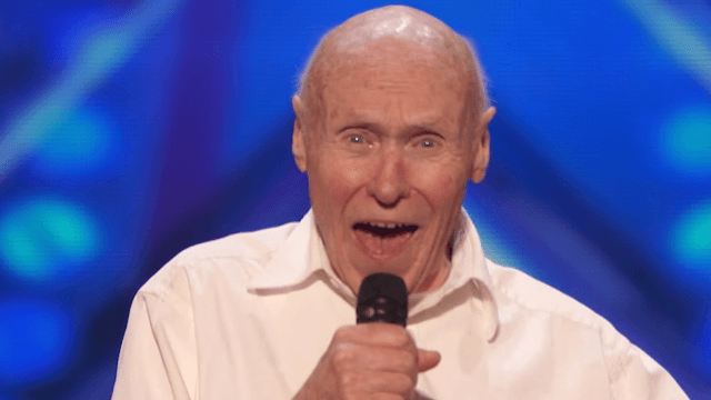 82-year-old on 'America's Got Talent' kills metal cover and Simon Cowell will never be the same (hopefully).