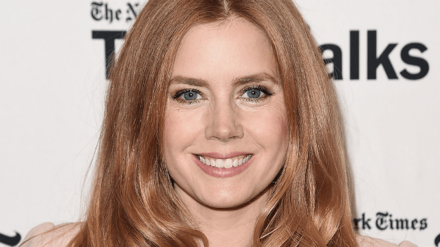Amy Adams says she had to change one key thing about her appearance to make it in Hollywood.