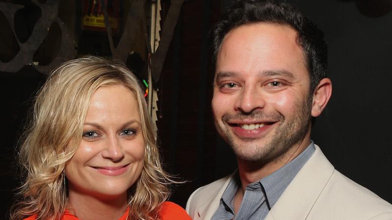 The Amy Poehler and Nick Kroll relationship has been cancelled after two seasons.