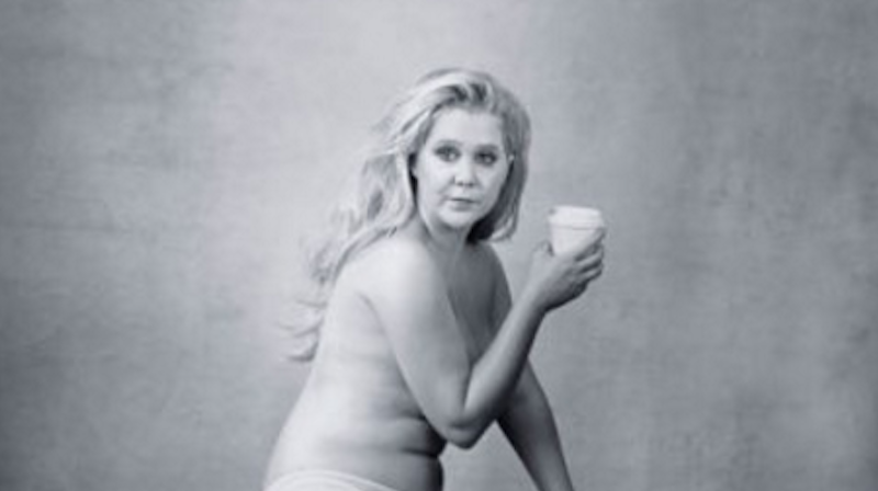 Amy Schumer shared more from her topless photo shoot. The photographer didn't love her.
