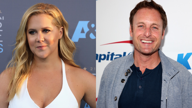 Amy Schumer calls out 'Bachelor' host for criticizing a contestant for being 'complicated.'