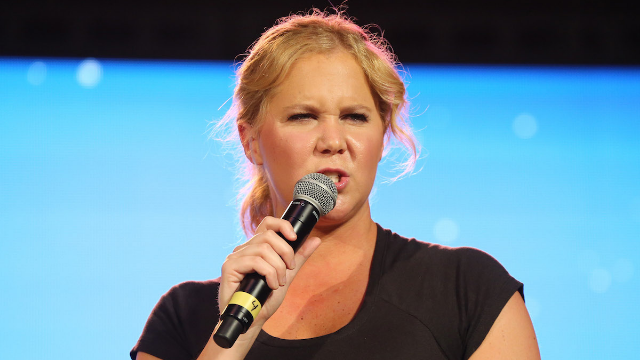 Amy Schumer getting arrested at the Kavanaugh protest is winning the internet right now.