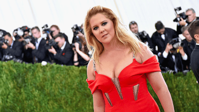 "Amy Schumer will ""never again"" lose weight for a role, so stop asking, Hollywood."