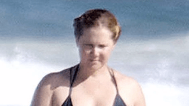 Amy Schumer takes to Instagram to bare both skin and absolute contempt for comment trolls.