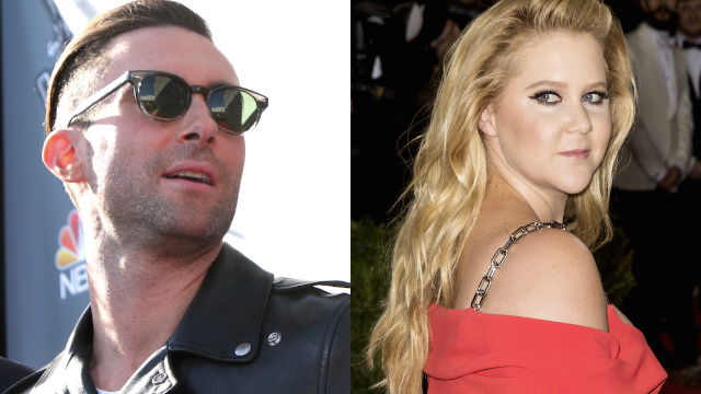 Amy Schumer asks Maroon 5 to back out of Superbowl halftime show calls them 'complicit.&#x27