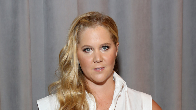 Amy Schumer is accused of stealing jokes, and comedians rush to her defense.