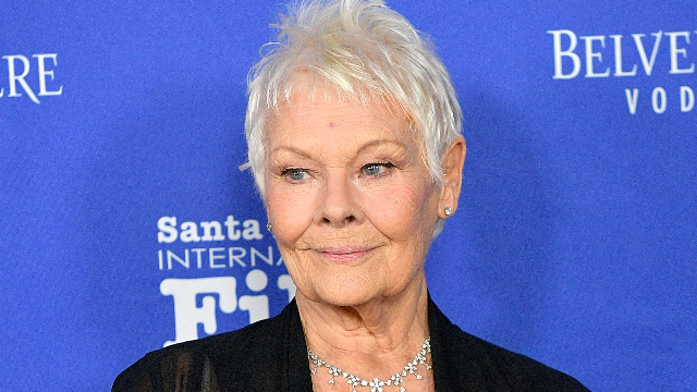 An awards show made a typo and launched the greatest Judi Dench meme of 2018.