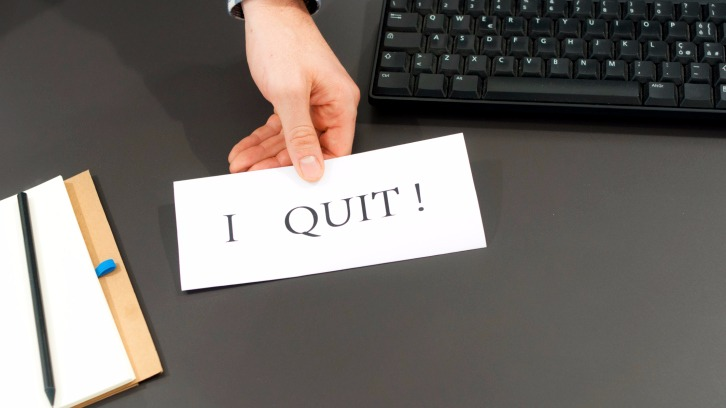 What an honest resignation letter to your crappy boss would look like.