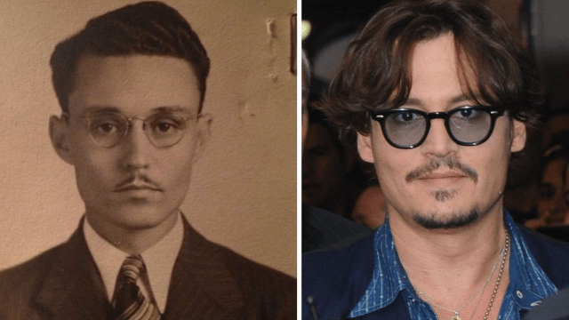 14 people who realized their ancestors were perfect celebrity