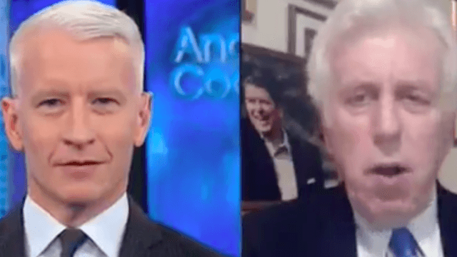 Anderson Cooper apologizes for 'crude' remark on his show, but he only said what we're all thinking.