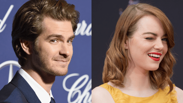 Andrew Garfield's story about getting high at Disneyland with Emma Stone will make you super jealous.