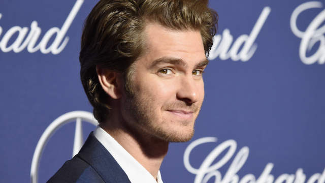 """Andrew Garfield announced he's """"a gay man."""" Gay people disagree."""