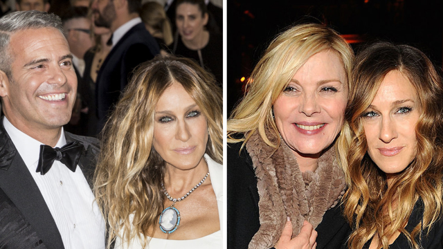 Sarah Jessica Parker has responded to Kim Cattrall's comments