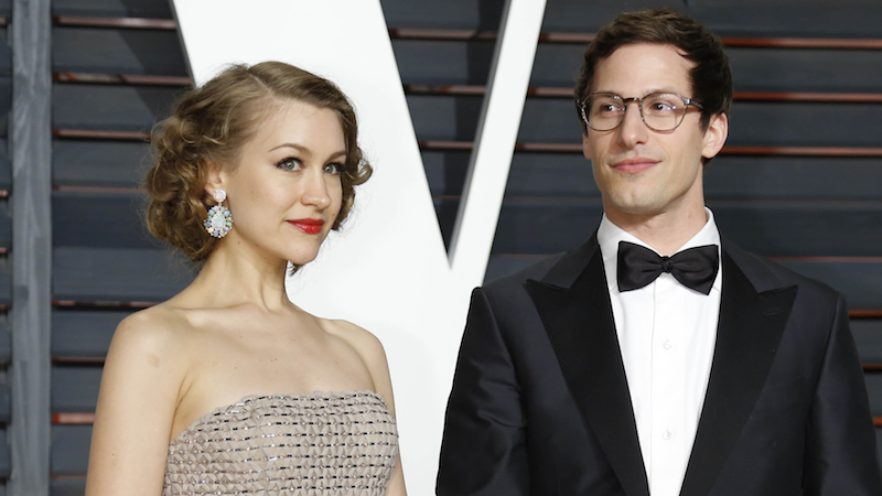 Joanna Newsom first introduced herself to Andy Samberg by calling him a 'c*nt.' Now they're married.