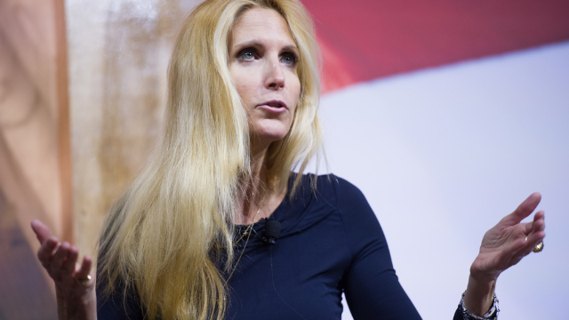 Ann Coulter out-Coulters herself with bigoted rant against everybody. No one is here for it.