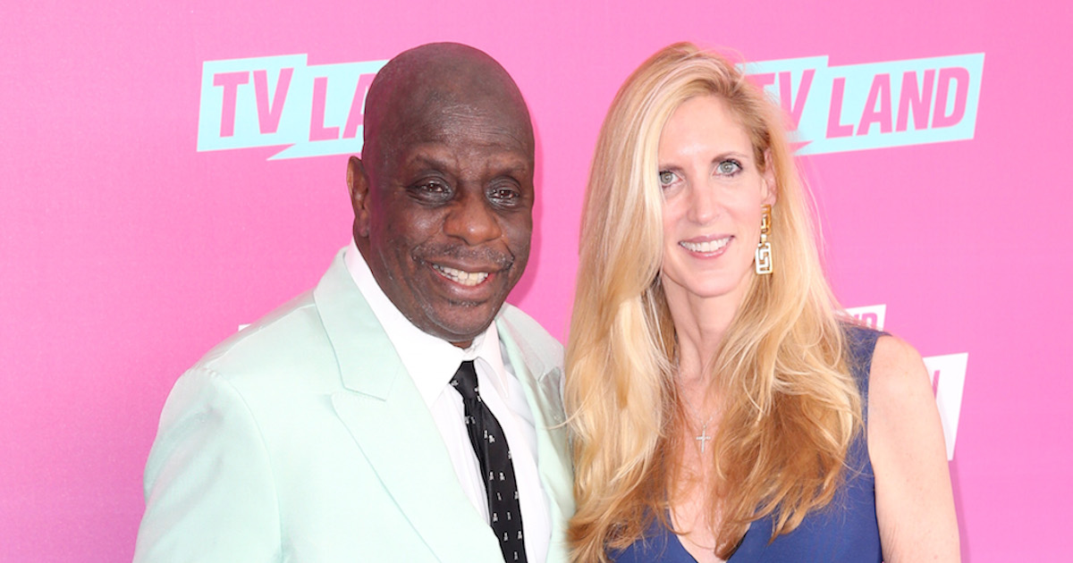 ann coulter and dating
