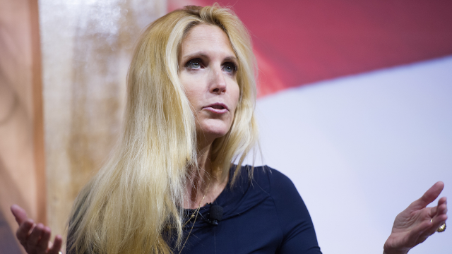 Ann Coulter is losing her f*cking mind over Trump 'caving.' Happy Friday!