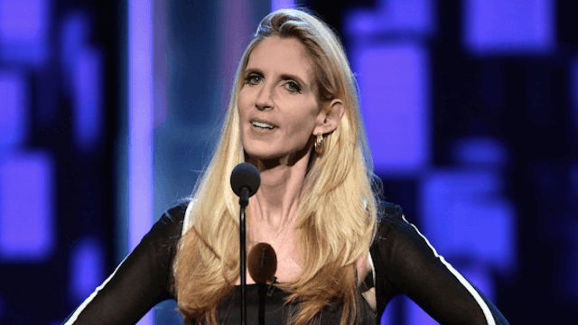 "Here are the jokes Ann Coulter rejected in favor of her own ""jokes"" at the Rob Lowe roast."
