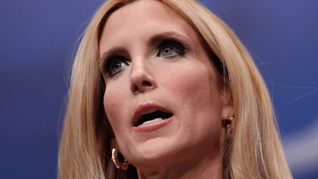 Ann Coulter attempts to defend Roy Moore by comparing him to JFK. It backfired.