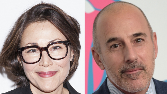 Ann Curry finally speaks out, says she wasn't surprised about Matt Lauer.