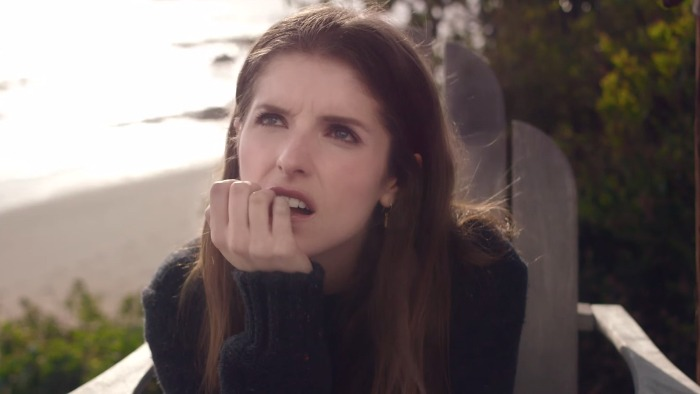 "We could listen to Anna Kendrick narrate ""Shower Thoughts"" all day."