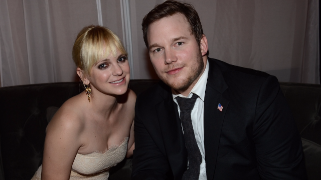 Anna Faris addresses fans for the first time since her split from Chris Pratt.