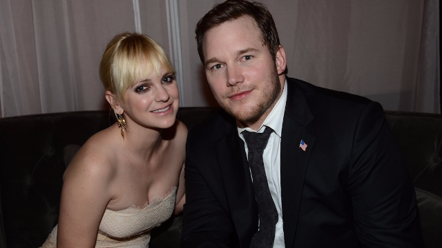 Anna Faris says she never thought that Chris Pratt needed to be her best friend.