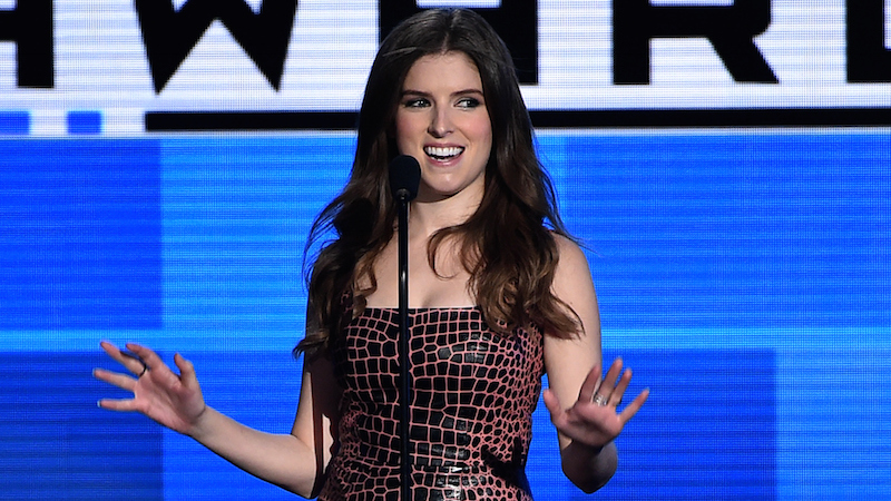 Anna Kendrick live-tweeted how horny 'Grease Live' made her last night.