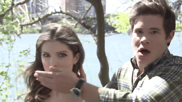 Anna Kendrick and Adam Devine played 'F*ck, Marry, Kill,' and had very thoughtful answers.