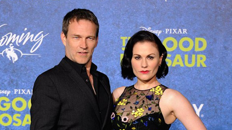 Anna Paquin wore a dress that fit. Everyone called her fat. She responded appropriately.