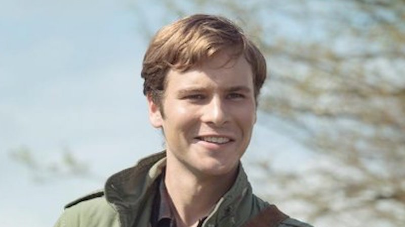 This is who fans want to play Han Solo. He looks exactly like Harrison Ford.