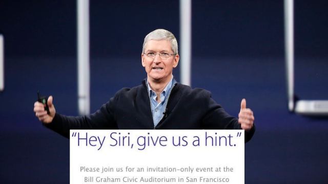5 new Apple products that will be revealed tomorrow and why you need them to feel whole again.