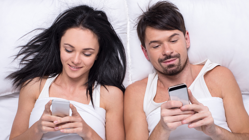 6 sex apps that will improve your love life almost as much as turning off your phone.