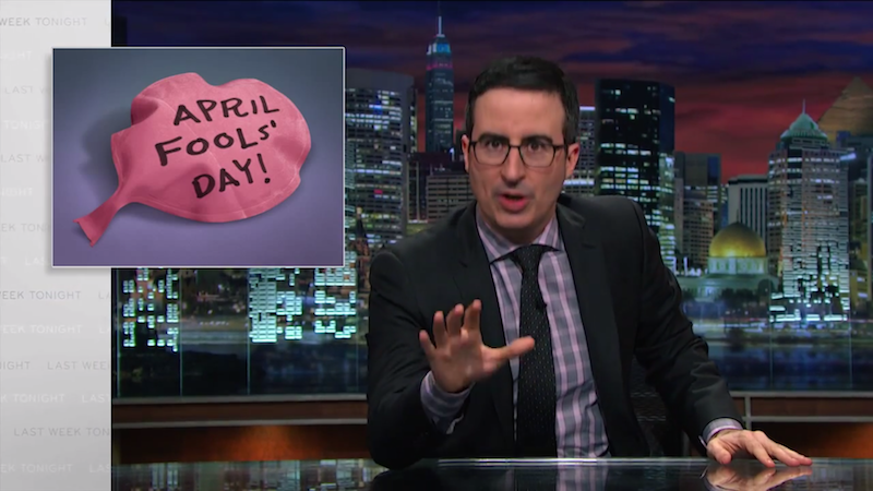 April Fool's Day is a holiday for sociopaths, and here's what you can do to stop it.
